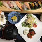 寿司膳 葉月(久留米市荒木町)のランチ、「寿司ご膳」を紹介。