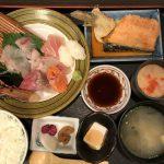 そう馬(久留米市)のランチメニューを紹介~刺・寿司定食 ~