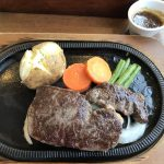 広川サービスエリアのレストラン、グルメ風月でランチを食べました